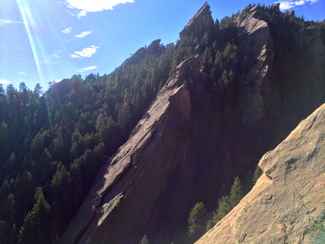 The Achean Prouncement, Primal Rib, and Back Porch on Dinosaur Mt.